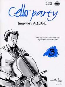 ALLERME J.M. CELLO PARTY VOL 3
