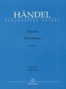 HAENDEL G. F. MESSIAH HWV 56 CHOEUR