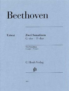 BEETHOVEN L. SONATINES PIANO