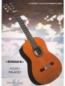 PALACIO P. ROMAN B GUITARE