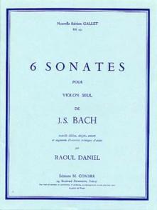 BACH J.S. SONATES ET PARTITAS VIOLON