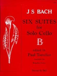 BACH J.S. SUITES VIOLONCELLE