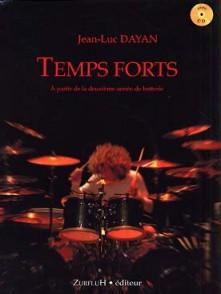 DAYAN J.L. TEMPS FORTS BATTERIE