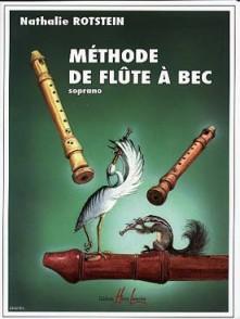 ROTSTEIN N. METHODE DE FLUTE A BEC SOPRANO
