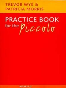 WYE T. PICCOLO PRACTICE BOOK FLUTE PICCOLO