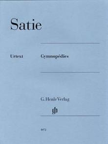 SATIE E. GYMNOPEDIES PIANO