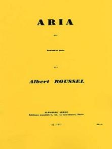 ROUSSEL A. ARIA HAUTBOIS