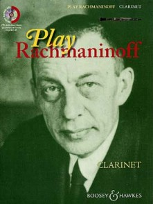 RACHMANINOFF PLAY RACHMANINOFF CLARINETTE