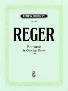 REGER M. ROMANCE HAUTBOIS