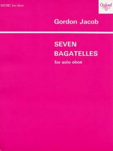 JACOB G. BAGATELLES HAUTBOIS