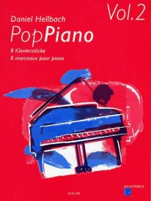 HELLBACH D. POP PIANO VOL 2