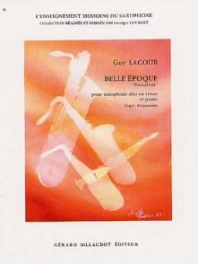 LACOUR G. BELLE EPOQUE SAXO ALTO