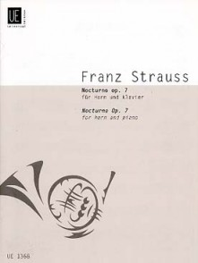 STRAUSS F. NOCTURNO OP 7 COR