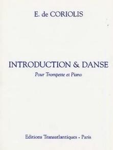 CORIOLIS E. INTRODUCTION ET DANSE TROMPETTE