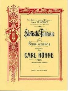 HOHNE C. SLAVONISCHE FANTASIE TROMPETTE OU CORNET