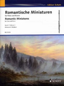 ROMANTIC MINIATURES VOL 1 FLUTE