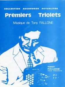 FALLONE T. PREMIERS TRIOLETS ACCORDEON