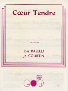 BASELLI J. COEUR TENDRE ACCORDEON