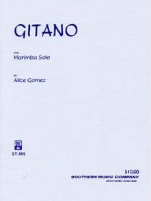 GOMEZ A. GITANO MARIMBA