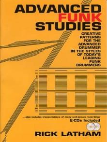 LATHAM R. ADVANCED FUNK STUDIES BATTERIE