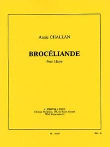 CHALLAN A. BROCELIANDE HARPE