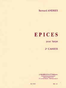 ANDRES B. EPICES 2ME CAHIER HARPE
