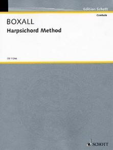 BOXALL HARPSICHORD METHOD CLAVECIN
