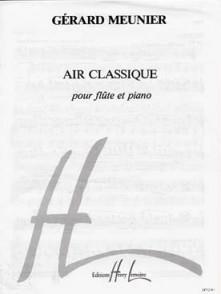 MEUNIER G. AIR CLASSIQUE FLUTE