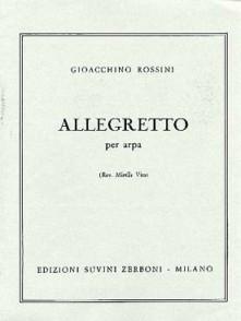 ROSSINI G. ALLEGRETTO HARPE
