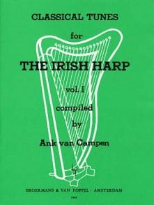 CAMPEN A. CLASSICAL TUNES FOR THE IRISH HARP VOL 1