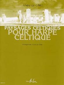 LE GARS M. PAYSAGES CELTIQUES HARPE