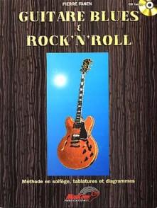 FANEN P. GUITARE BLUES & ROCK'N'ROLL GUITARE