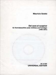 SOTELO M. DEL AURA AL SUSPIRAR FLUTE