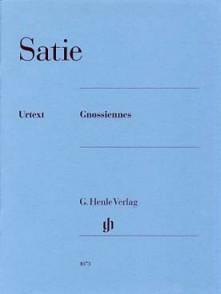 SATIE E. GNOSSIENNES PIANO