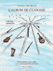 MICHELIN C. ALBUM DE CLARISSE ALTO