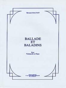 MALAIT B. BALLADE ET BALADINS VIOLONCELLE