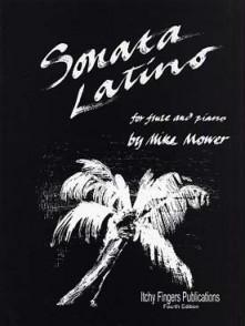 MOWER M. SONATA LATINO FLUTE