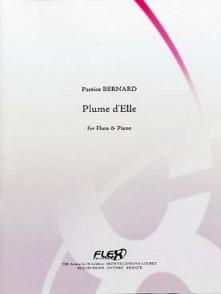 BERNARD P. PLUME D'ELLE FLUTE