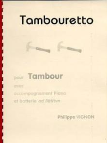 VIGNON P. TAMBOURETTO TAMBOUR
