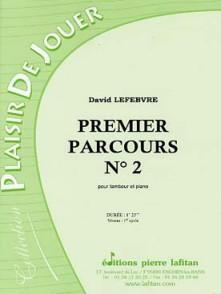 LEFEBVRE D. PREMIER PARCOURS N°2 CAISSE CLAIRE