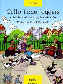 BLACKWELL K. AND D. CELLO TIME JOGGERS
