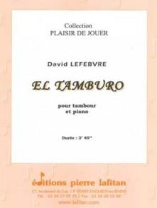 LEFEBVRE D.  EL TAMBURO TAMBOUR