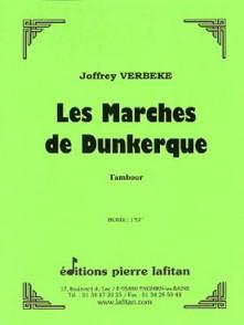 VERBEKE J. LES MARCHES DE DUNKERQUE TAMBOUR
