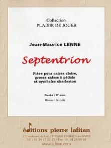 LENNE J.M. SEPTENTRION BATTERIE