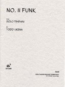 UKENA T. FUNK N°2 TIMBALE