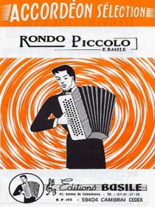 BASILE E. RONDO PICCOLO ACCORDEON