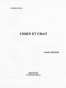 THOMAIN C. CHIEN ET CHANT ACCORDEON