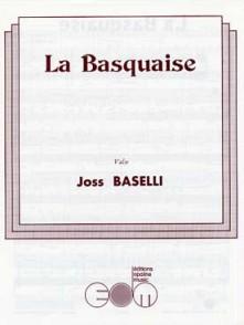 BASELLI J. LA BASQUAISE ACCORDEON