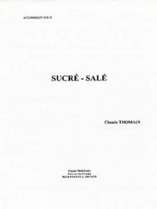 THOMAIN C. SUCRE SALE ACCORDEON