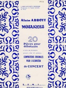 ABBOTT A. MOSAIQUES ACCORDEON